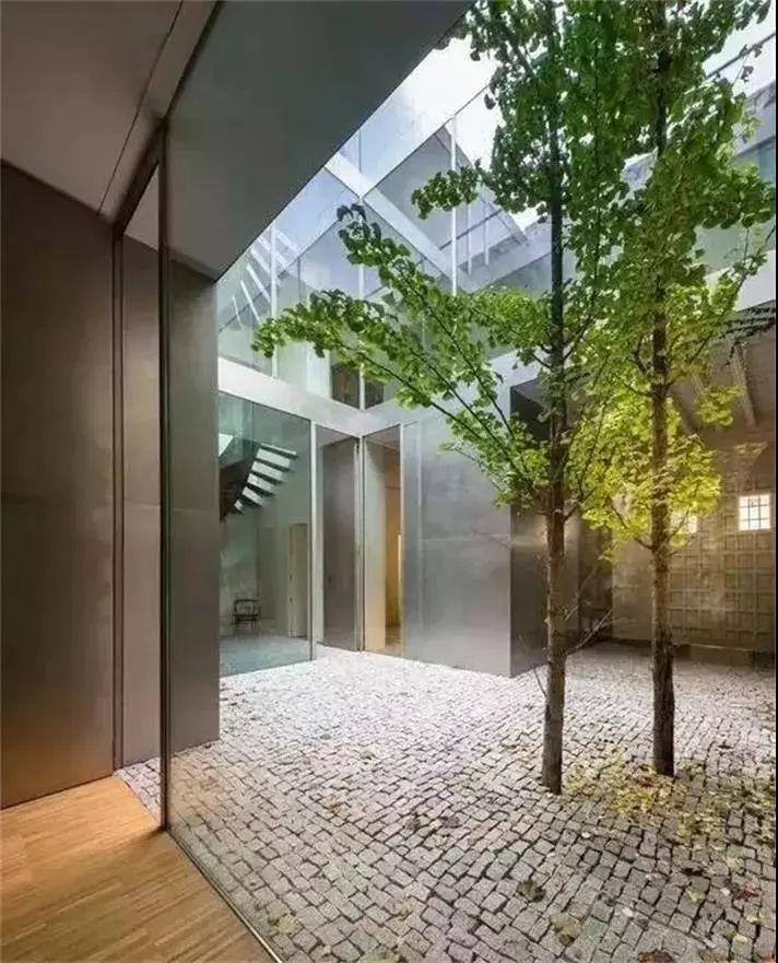 易境规划 在景观设计种空间边界处理的十_5