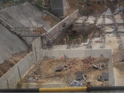 复工后针对砖胎模专项施工方案