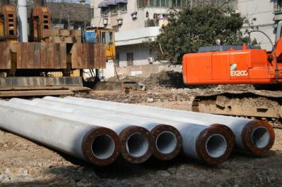 桩基础工程现场检测