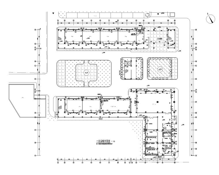 小学综合楼、食堂暖通设计图纸(含计算书)