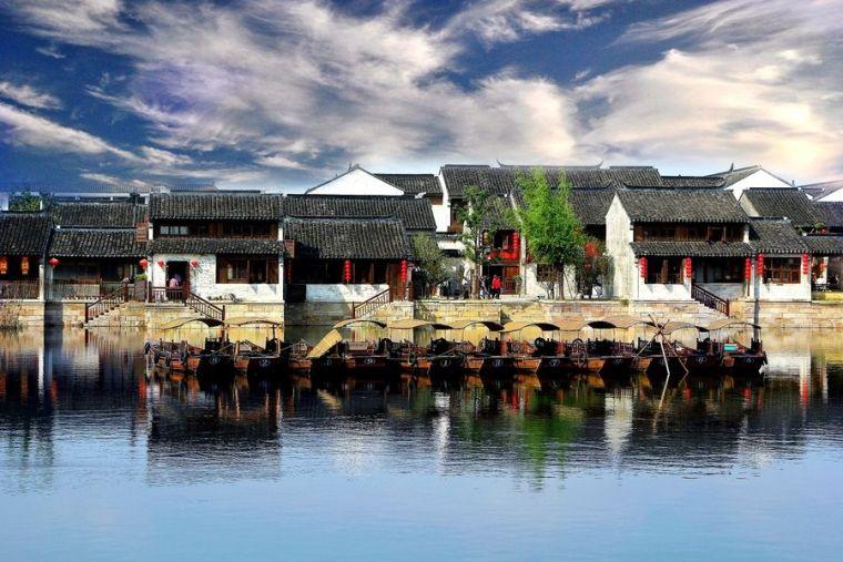 古镇开发旅游规划案例(图文并茂)