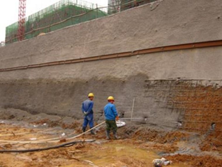 土钉墙及基坑事故原因及解决措施