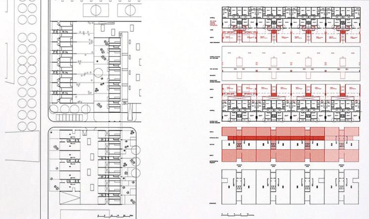 国外建筑设计竞赛-建筑设计排版