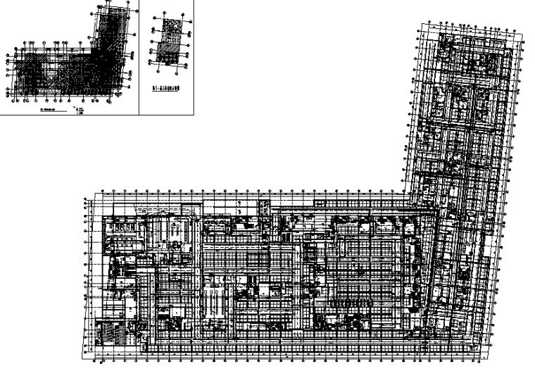 宁夏商业综合体项目电气施工图(含人防)