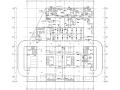 25层办公楼空气-水系统+VRV中央空调设计图