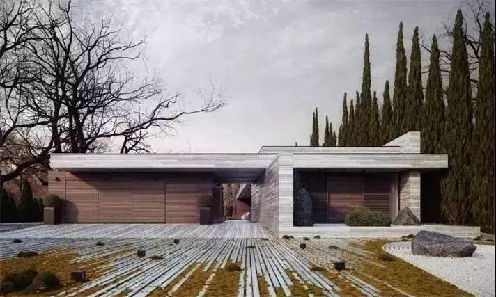 易境规划 在景观设计种空间边界处理的十_13