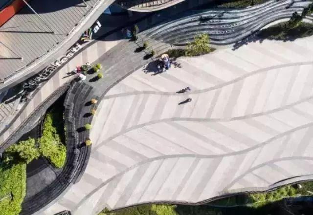 易境规划 在景观设计种空间边界处理的十_26