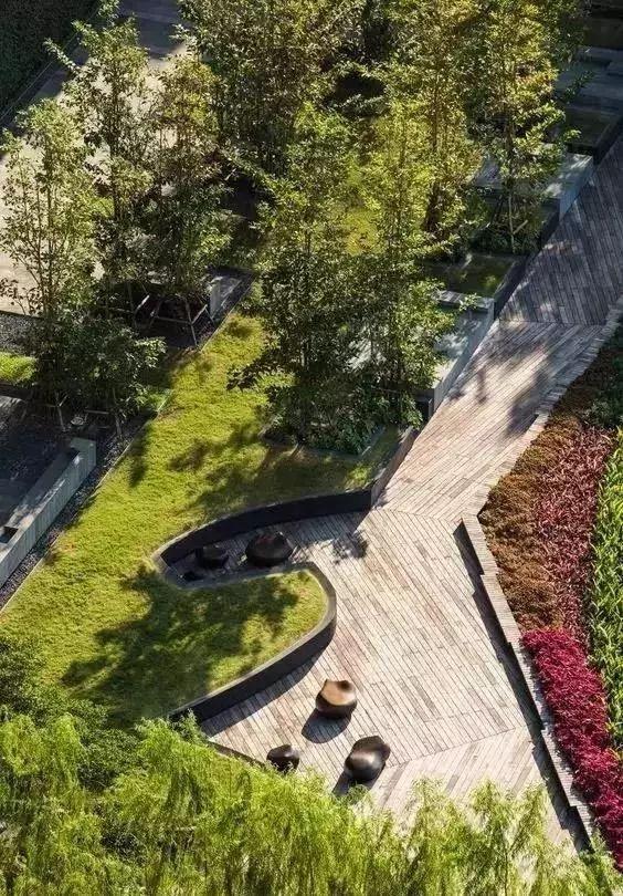易境规划 在景观设计种空间边界处理的十_28