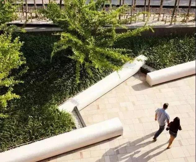 易境规划 在景观设计种空间边界处理的十_35