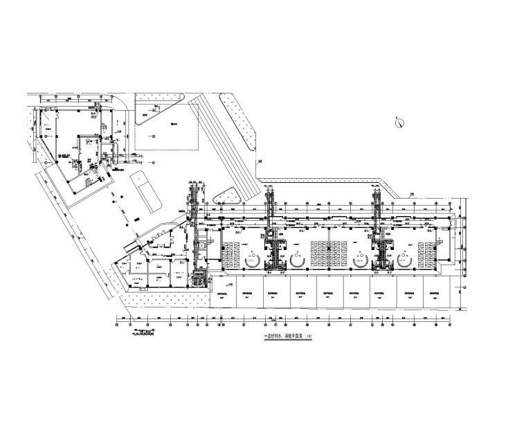 12个班大型幼儿园全套给排水设计施工图