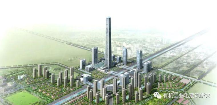 天津高银117巨柱小记