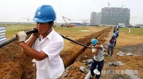 直埋/穿管/排管/电缆沟:电缆的4种敷设方式