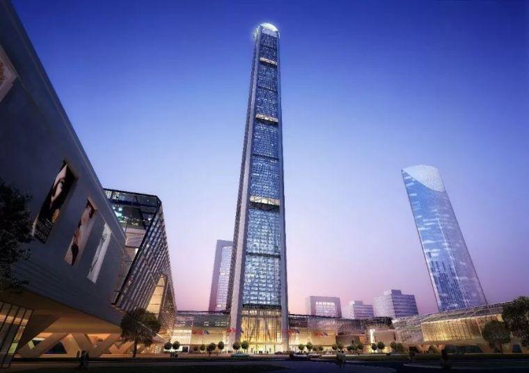 天津高银金融117大厦的BIM应用案例