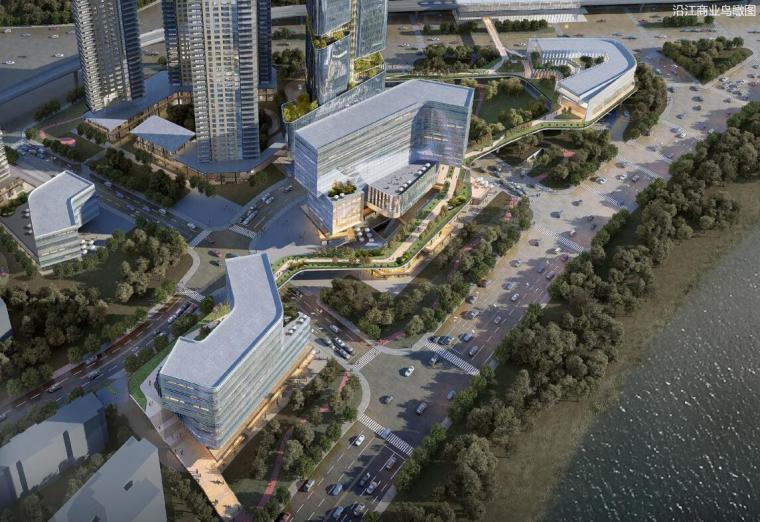 [湖北]现代风格商业建筑方案设计