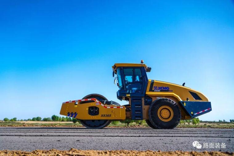 看看沥青路面发展的新技术