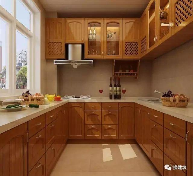 3分钟搞懂厨房的精细化设计!_1