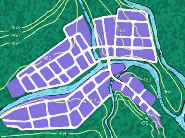 污水管网规划设计与计算(67页,内容丰富)