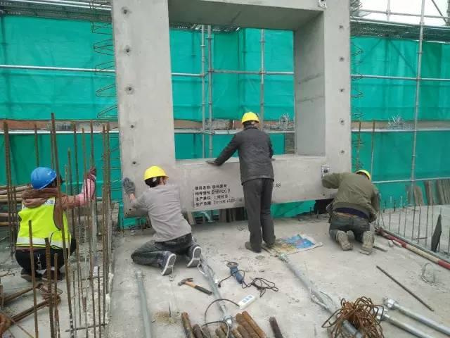 装配式建筑施工过程全纪录,高清图文!_35
