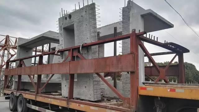 装配式建筑施工过程全纪录,高清图文!_12