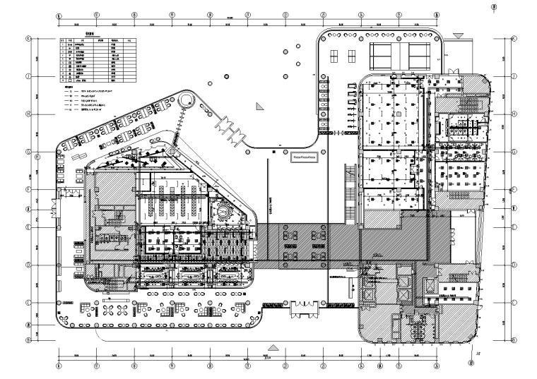 北京新兴技术研究院电气施工图