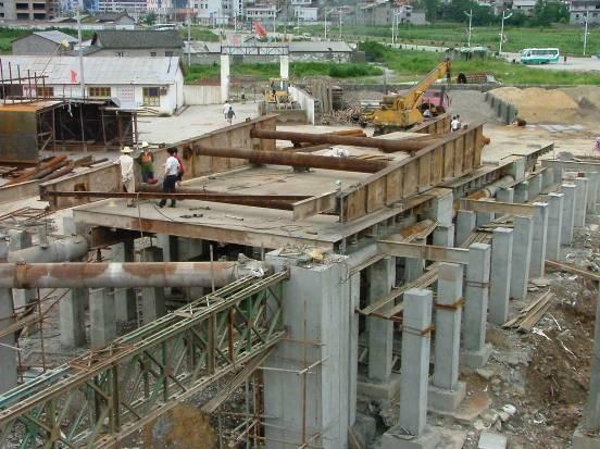 斜型连续梁桥顶推施工新技术