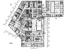 湖南大型医院新建医疗综合楼电气施工图