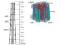 上海剪力墙筒体结构超高层大厦结构抗震设计