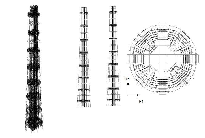 模型结构如图4