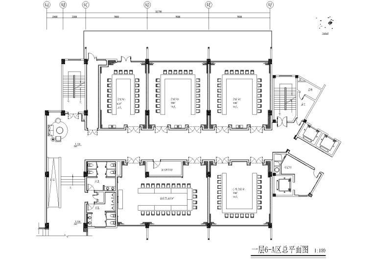 成都建工-853分所灾后重建项目施工图+方案