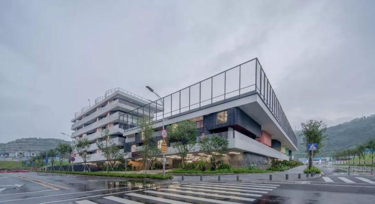 新作|透析密度,城市方舟:深圳红岭实验
