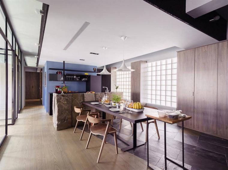 台北轻奢风格的私人住宅