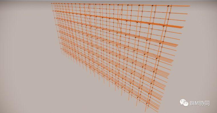 REVIT基于公制幕墙嵌板的脚手架外架建模