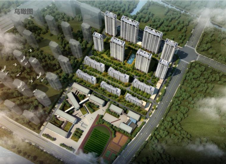 杭州萧政储出201812号地块蜀山南项目设计