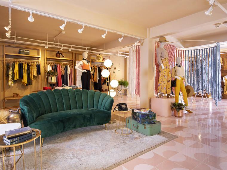哥斯达黎加HijadeTigre女装店