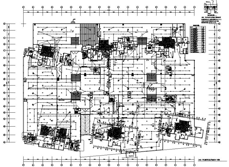 [知名房企]江西商业住宅人防全专业施工图