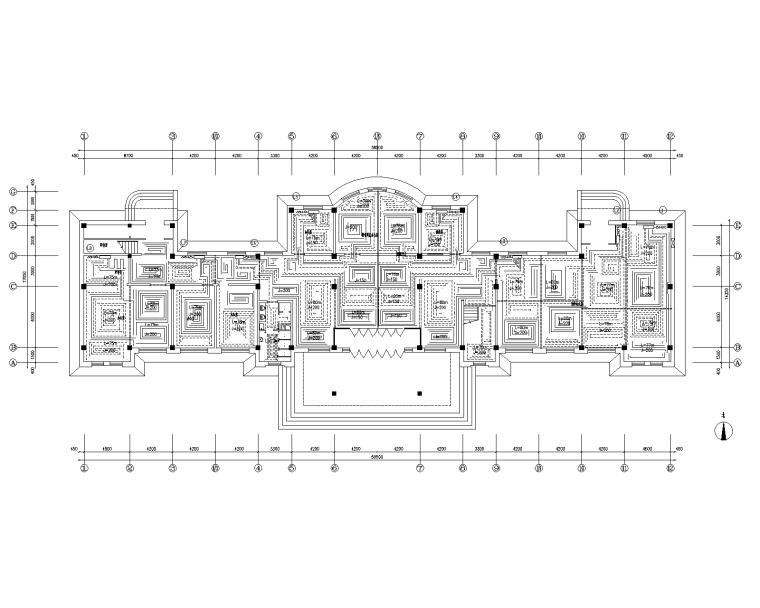 办公楼地板辐射采暖系统设计施工图