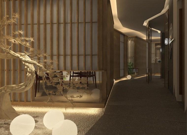 艺科设计 青岛料理店设计-视觉味觉双丰收