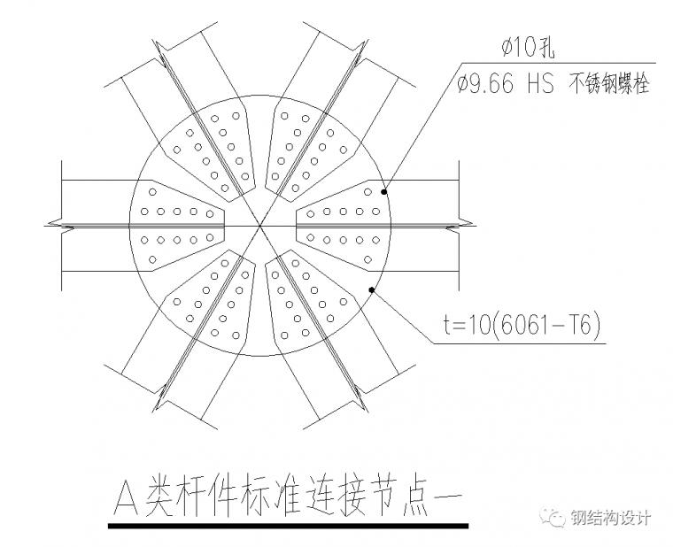 宁波第一个椭球形铝合金网壳设计_5