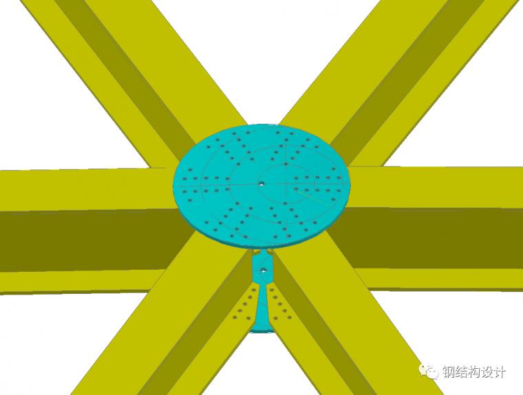 宁波第一个椭球形铝合金网壳设计_30
