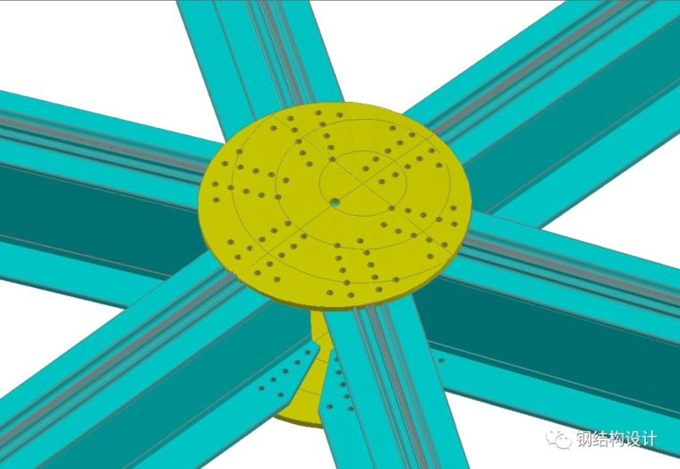 宁波第一个椭球形铝合金网壳设计_31