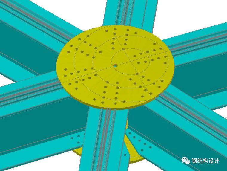 宁波第一个椭球形铝合金网壳设计_32