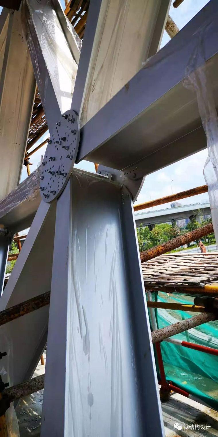 宁波第一个椭球形铝合金网壳设计_39