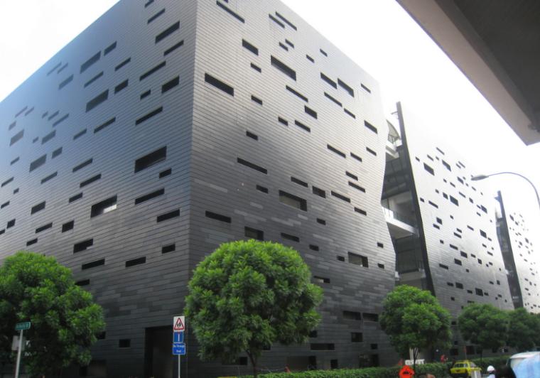 建筑投标标书通用模块范本