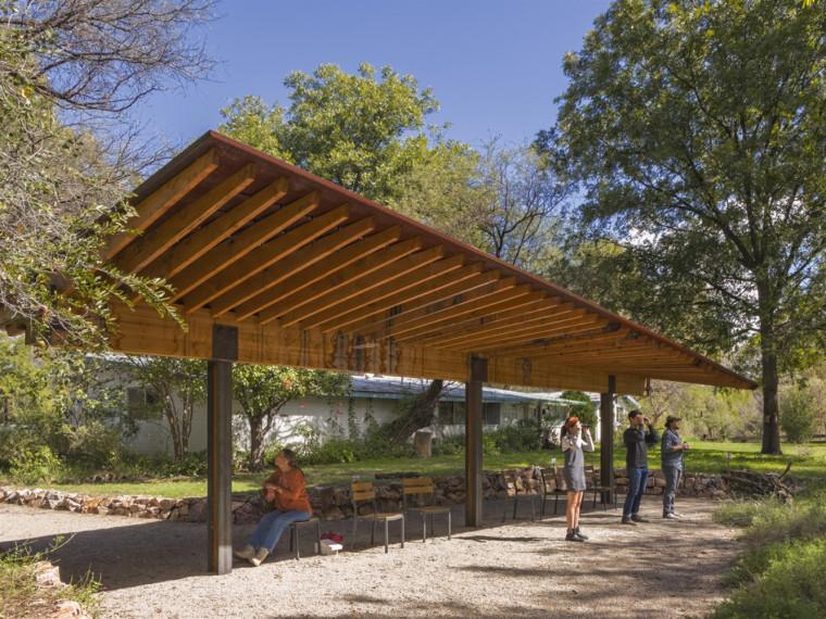 美国图森奥杜邦佩顿蜂鸟野生动物园中心