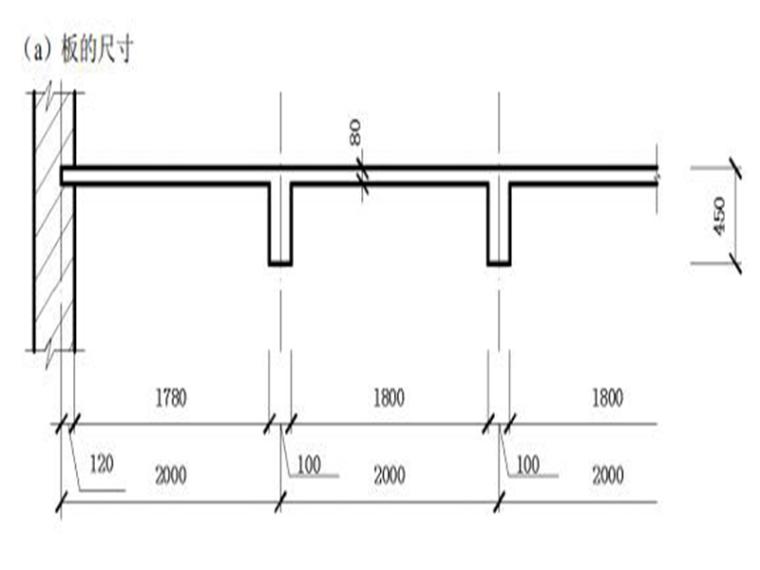 混凝土梁板结构设计计算书