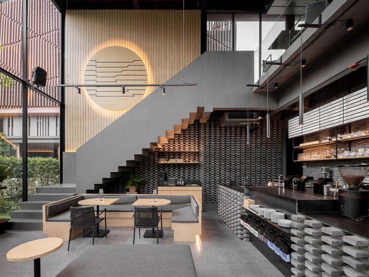 泰国Kaizen咖啡厅