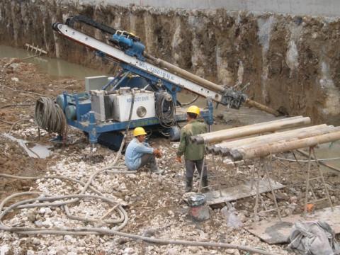 基坑支护工程施工方案(全)