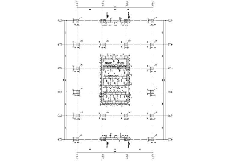钢筋混凝土结构框架设计资料下载-[江苏]23层钢筋混凝土结构青枫公园办公楼
