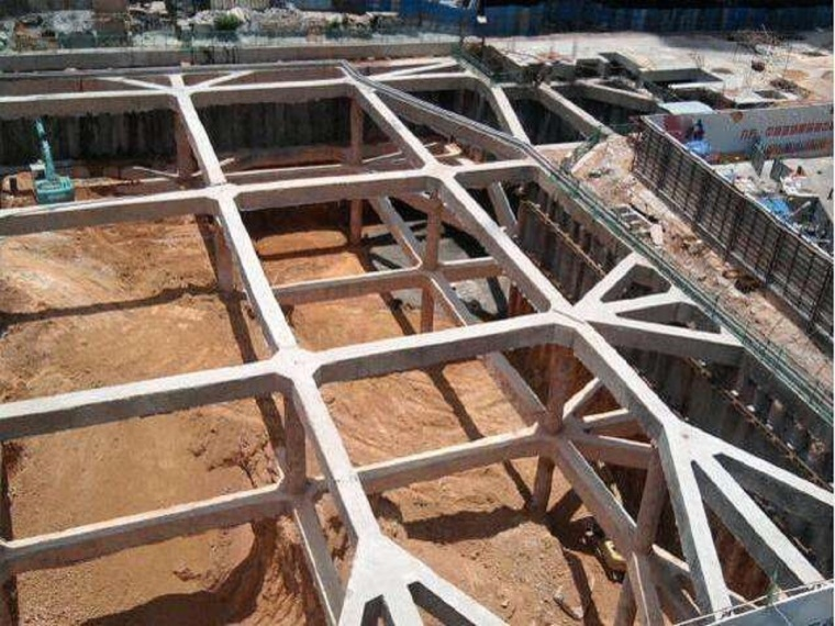 地下车库喷锚支护施工方案