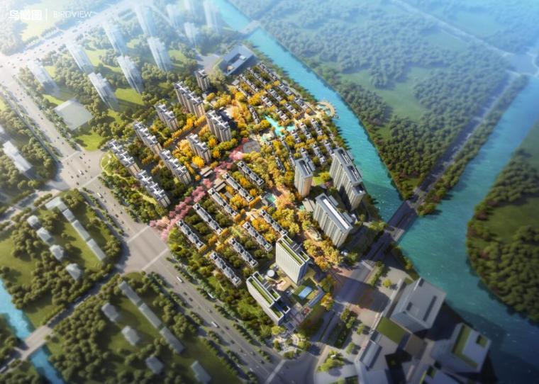 [江苏]新中式常规住宅别墅建筑方案设计